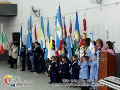 Pilar | Acto por el día de la Independencia (Foto: Comuna de Pilar)