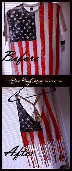 Breathing Canvas Magazine - http://www.breathingcanvasmag.com/diy-hippie-style-flag-t-shirt-tutorial/