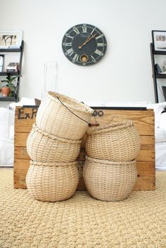 Large Bean Pot without Handle by jasperjane on Etsy, $36.00