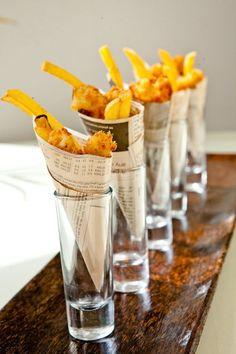 Style Grabs: 7 Unique Party Food Presentation