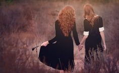 """/ Photo """"Beneath the Starry Sky"""" by Emily Soto Lesbian Love, Mystic Moon, Redhead Girl, Ginger Hair, Beautiful Babies, Redheads, Red Hair, Cool Pictures, Photoshoot"""