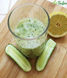 Suc Pentru Curățarea Stomacului Juice Smoothie, Smoothie Drinks, Healthy Smoothies, Healthy Drinks, Healthy Recipes, Healthy Food, Healthy Breakfast Snacks, Lemon Detox, Eat Smart
