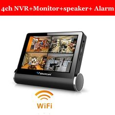 319.00$  Watch here - http://aliyj0.worldwells.pw/go.php?t=32582906226 - nvr kit VStarcam NVS-K200 with LCD monitor mult-media Player,speaker,2pcs 720P PT wifi ip camera support 4 wireless ip camera 319.00$