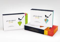 Jealous Sweets · B&B studio · creative and effective design