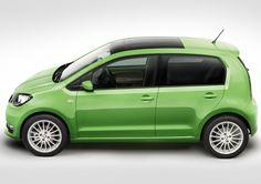 Skoda : une Citigo EV comme première voiture électrique ?
