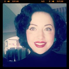 The Perfect Vintage Hair Cut - The Middy and How to Style It. - Super Kawaii Mama