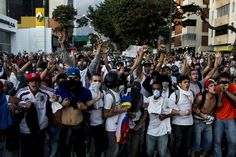 Good shortages and inflation spark Venezuela protests Supporters and opponents of Venezuela's leftist government have staged rival rallies in Caracas that ...