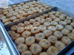 Greek Pastries, Sweet Desserts, Sweets, Traditional, Vegetables, Cooking, Breakfast, Food, Essen