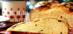 Cibuľový chlieb s medvedím cesnakom - Coolinári Banana Bread, Food And Drink, Baking, Blog, Cakes, Basket, Cake Makers, Bakken, Kuchen