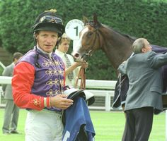 Eleven-time champion jockey Pat Eddery has died, aged 63. Our condolences go out to his family. How will you remember the legendary rider? #RIP He was awarded an honorary OBE in 2005.