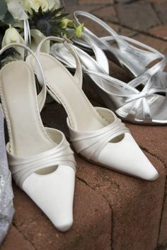 like them very much. #wedding shoes
