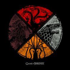Game of Thrones Casas Game Of Thrones, Game Of Thrones Sigils, Arte Game Of Thrones, Game Of Thrones Poster, Game Of Thrones Dragons, Game Of Thrones Shirts, Game Of Thrones Quotes, Game Of Thrones Fans, Wallpaper Pc