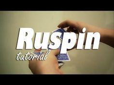 Ruspin - Card Flourish / Cardistry Tutorial (Easy)