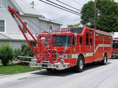 Heavy Rescue Willow Street Fire Company