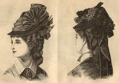 Petersons Magazine 1875    http://www.festiveattyre.com/victorian/p75/dec2.html