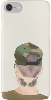 Justin Bieber Drawing Phone Case iPhone 7 Cases