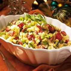 Cajun Corn Maque Choux Recipe | MyRecipes.com