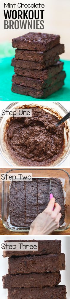 Super fudgy, homemade mint chocolate brownies – that are secretly good for you! In less than two weeks since I first posted the recipe for the original Chocolate Workout Brownies, it is absolutely CRAZY how many of you have already tried them!!! Already over a hundred of you have emailed me, commented, or posted on...Read More »