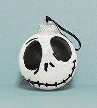 DIY Sharpie Ornament, Jack Skelington