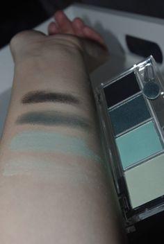 Rebecca Bonbon Eyeshadow-Palette. Schöne Farben, gute Pigmentierung! Den ganzen Erfahrungsbericht findet ihr hier: http://lucciola-test.blogspot.de/2014/06/produkttest-rebecca-bonbon-eyeshadow.html