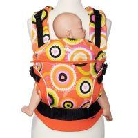 MANDUCA Porte-bébé Circadelic Sun - Le porte-bébé évolutif ! -  roseoubleu ec19fa7eefa