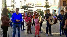 El Informal Segorbino: El Alcalde de Segorbe recibe a la Banda Juvenil en...