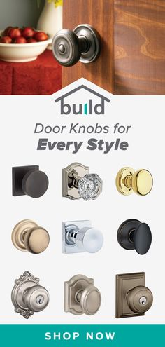 Shop the latest looks and most unique finishes all in one place. Home Improvement Projects, Home Projects, Home Decor Furniture, Diy Home Decor, Home Hardware, Home Repair, Home Hacks, Door Knobs, Home Remodeling