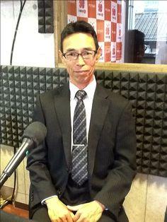 【連区23】  今朝ご出演いただいたのは「浅井町連区」から「浅井中小学校」の「福田 聡 校長先生」でした。