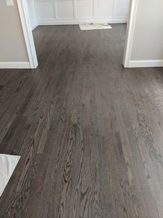 Minwax Stain: 50% Jacobean/25% Classic Gray/25% Weathered Oak