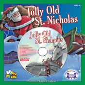 "Jolly Old St Nicholas      The classic children's song becomes a favorite story! The new recording follows the story word-for-word so pre-readers can sing and ""read"" along with each page on their own. Children will develop pre-reading and word recognition skills and listening and motor skills as they sing, read, and interact with the song. The additional songs on the Music CD provide more holiday sing-along fun!  $4.99"