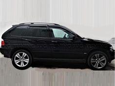 Дефлекторы боковые на окна BMW X5 E53