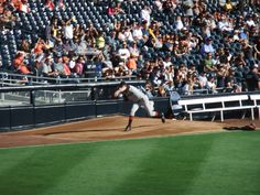 Giants at Petco Park