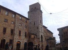 San Gimignano ...la Manhattan  del Medioevo