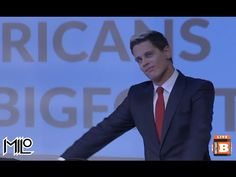 Milo Yiannopolis - Let's roast the Clinton's for 5 minutes -YouTube. #epic #technicolorshitcoat