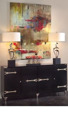 MODERN SIDEBOARD |  ideas to decor your home with sideboards  | bocadolobo.com/ #modernsideboard #sideboardideas