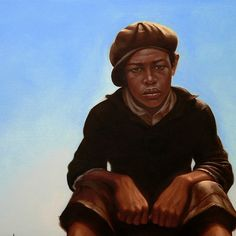 Young Joe by Kadir Nelson