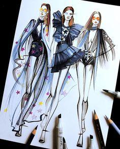 Super Fashion Sketches Street Style New York 48 Ideas - Fashion Fashion Illustration Sketches, Illustration Mode, Fashion Sketchbook, Fashion Sketches, Fashion Artwork, Fashion Design Drawings, Street Style New York, Model Sketch, Dress Sketches