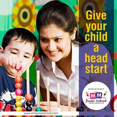 The first few years of #life are the most important for #nurturing a child's full #potential. At MM Junior School, we provide #children with activities that help them grow mentally, socially, emotionally, and physically. #MMJuniorSchool