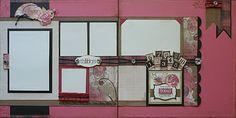 sherri Tozzi's layout - transfigure from Magic