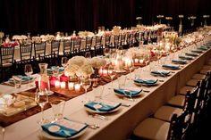 tipos montaje de mesas para eventos - Buscar con Google