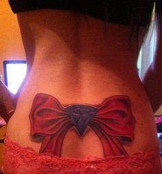 Tattoo gros noeud