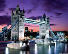 London, England. Never been there. Hope to go...