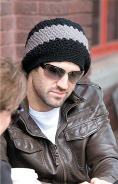 Leisure Arts - Celebrity Slouchy Beanies for the Family Bk 2 (Crochet), $5.99 (http://www.leisurearts.com/products/celebrity-slouchy-beanies-for-the-family-bk-2-crochet-1.html)