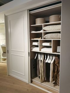 Ideas Front Closet Remodel Built Ins For 2019 Bedroom Built In Wardrobe, Bedroom Closet Doors, Bedroom Closet Design, Bedroom Cupboards, Closet Designs, Bedroom Storage, Sliding Closet Doors, Build In Wardrobe, Build A Closet