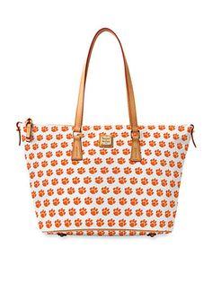 Dooney & Bourke Clemson Shopper - Belk.com