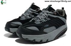 Cheap MBT Chapa Men Shoes Black Grey Shoes Shop