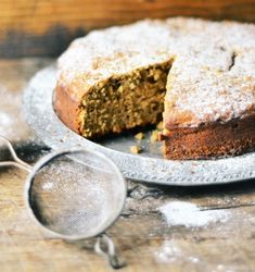 Apple Chai Cake