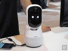 Otto – Le robot assistant personnel de Samsung