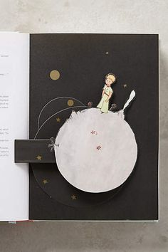 The Little Prince Pop-Up Book - anthropologie.com