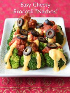 Broccoli Nachos